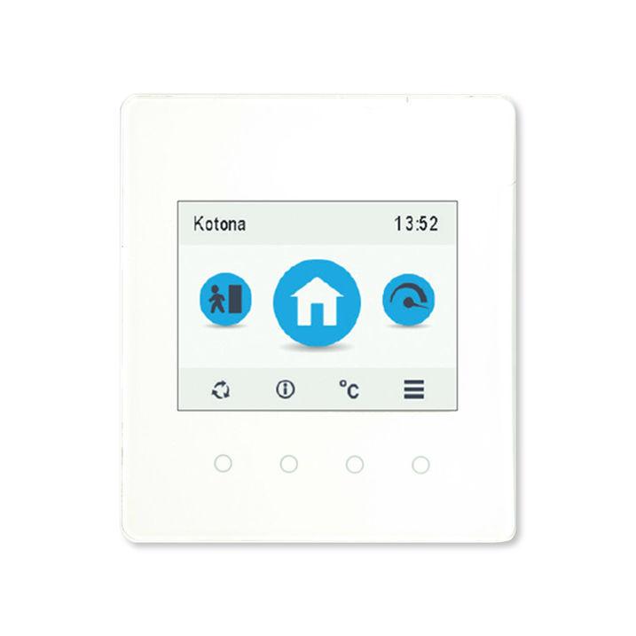 muuttovalmiin kodin automaatio