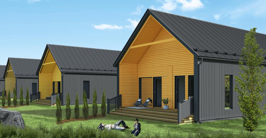Miltä Kiiruna Talojen talopaketti näyttää?