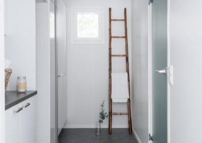Kodinhoitohuone ilman uloskäyntiä